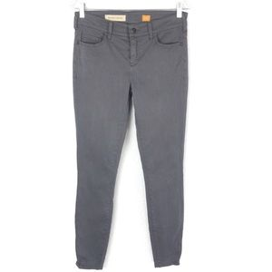 Pilcro and the Letterpress Serif Pants 27 Gray